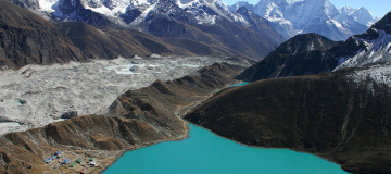Gokyo Valley Trekking with trekkers zone