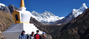 Everest View Trekking with Trekkers Zone