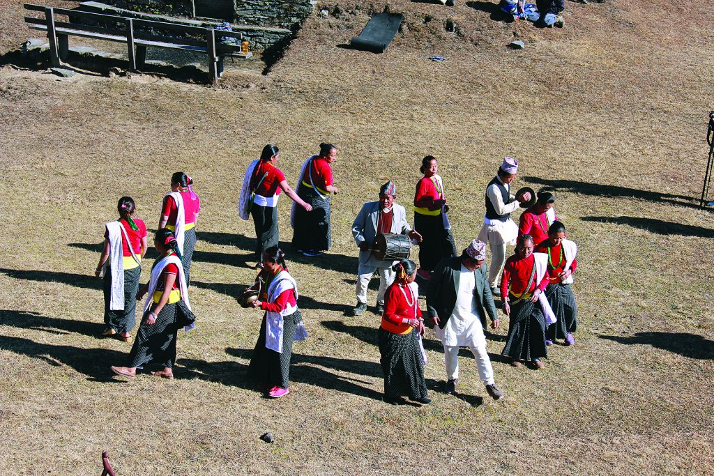 A glimpse of Rai Culture and Festival on Mundum Trek